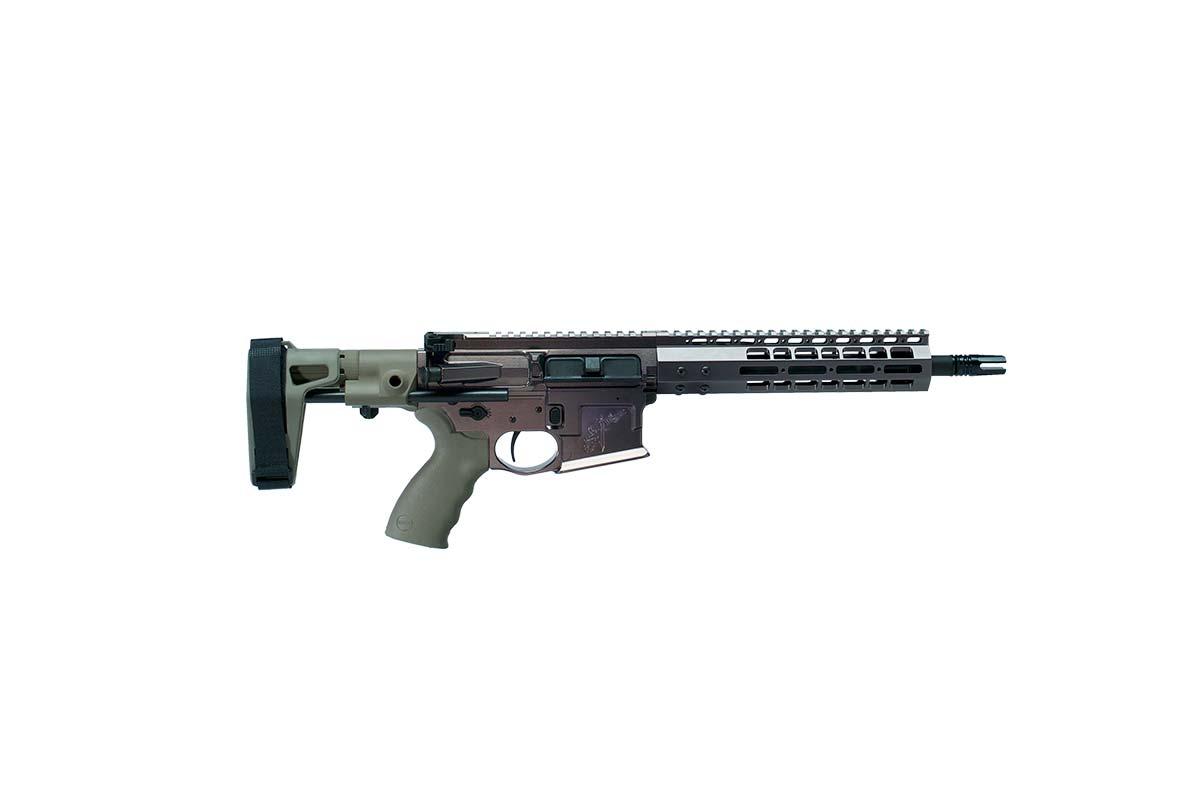 Pistol Build FMP